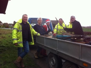 Nearly Done, 15th Dec 13, Andy, John N, Jon P, Mike, Alasdair