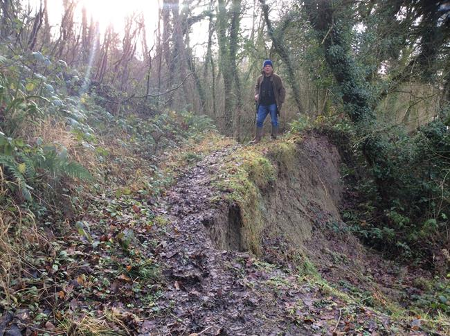Kingswood path subsidence (5)