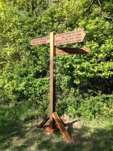 Worc Way Sign repair c